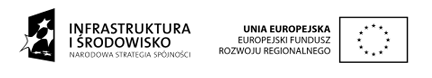 Europejski Fundusz Rozwoju Regionalne